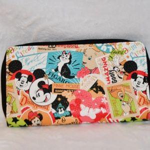 Disney Parks Zipper Wallet